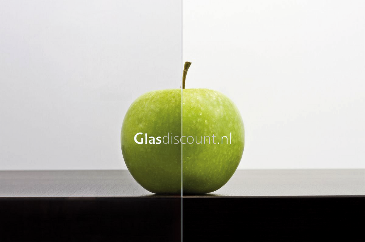 Timeless blank gehard glas met anti kalk coating