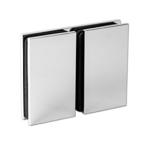 Lengteverbinder Bilbao Select 180° glas-glas