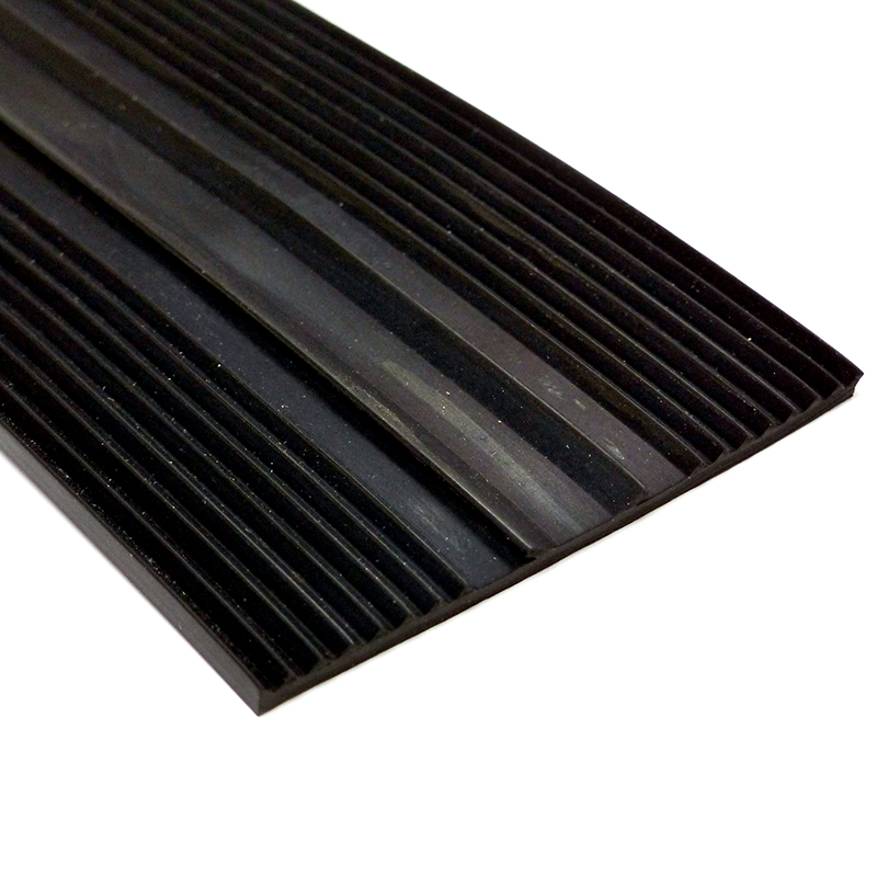Oplegrubber EPDM - 58 mm breed voor veranda dak